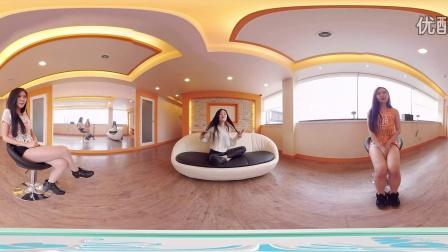【VR1000资源站】女生们的聊天  全景视频 VR福利 VR美女_超清