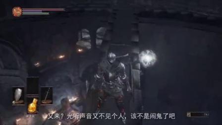 小苍与你双飞Steam《黑暗之魂3》第一期:抖M的新日暮里之行的照片