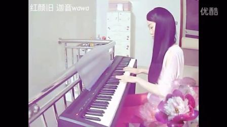 红颜旧 钢琴曲 《琅琊榜》《红颜旧》