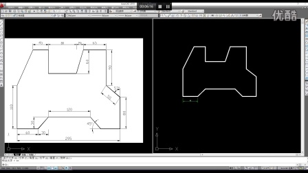 基础教程(1)cad2010图形绘制