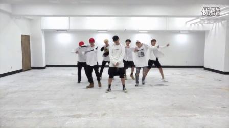 BTS防弹少年团《FIRE》舞蹈练习室版MV公开_超清