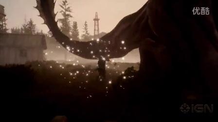 【游民星空】《FF15》高等级魔法战斗演示
