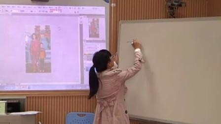初中信息技术《修补图像》说课视频+模拟上课视频,王瑞环,2015年全区中小学幼儿园教师说课大赛视频