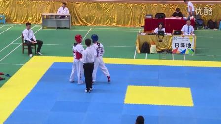2016年5月1日中国中分站跆拳道视频西南联赛老歌野学生图片