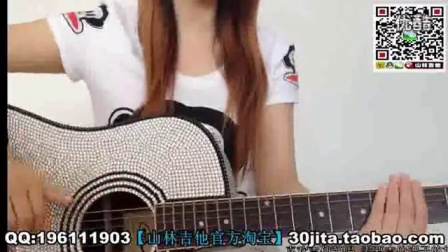 琴歌指弹月亮之上_技巧弹唱吉他教程吉他教小饭店v技巧吉他图片
