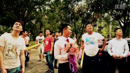 廉江锋影工作室婚礼跟拍视频制作 黄正科&黄金丽 QQ:944643771 手机:13422322217