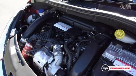 2016标志Peugeot 208 GTI 0-100km-h加速