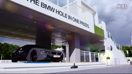 BMW PGA Championship 2016 - BMW i8 Village Tour