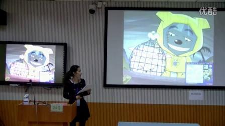 小学信息技术《让计算机工作起来》说课视频+模拟上课视频,姚里,2015全区教师教学技能大赛视频