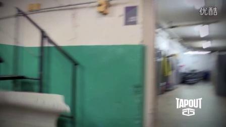 【健身房里的明星】瑞士超人凯萨罗的赛前准备