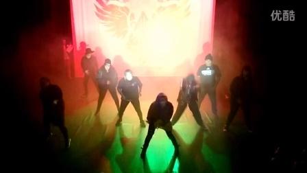 鹿晗 封印 舞蹈模仿 Luhan Excited Dance Cover by DSCrew - Chile ( DSCDarkSideCook