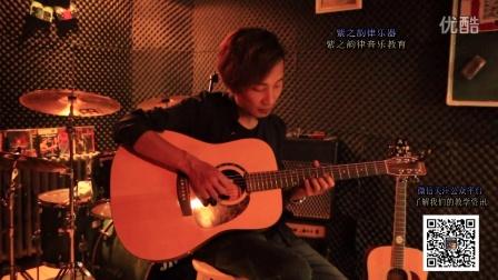 赵纯普 木吉他弹奏《风の诗》wind song 风之歌 吉他教学