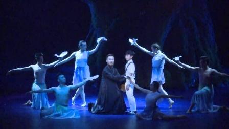 音乐剧《啊 鼓岭》在京办公益演出 希望用音乐疗法帮助自闭症儿童 160603