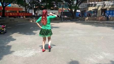 舞动青春叶老师广场舞一乌兰红