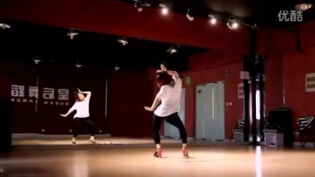 舞蹈自学:爵士舞基础快速入门完整教程Fiestar《Mirror》分解动作视频 JAZZ&K-POP学习班 适合自学_标清_(1)_(1)