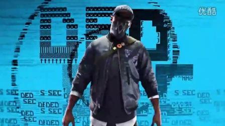 3DM游戏网:《看门狗2》主角预告 中文字幕