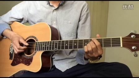 吉他弹唱宋冬野的《鸽子》