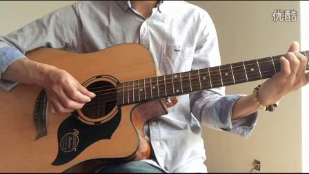 吉他弹唱宋冬野《安河桥》