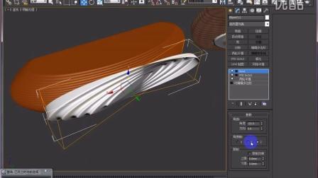 异形曲面前台空间详解-3dmax教程入门到精通3dmax室内设计教程3dmax入