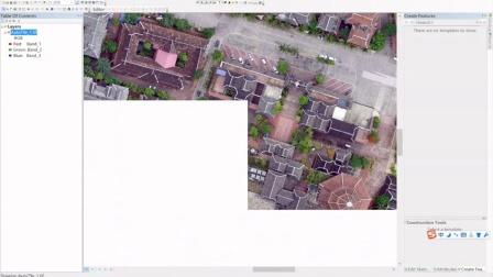 无人机图像处理软件Envi OneButton产品亮点一:快速生成镶嵌数据集
