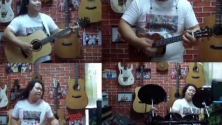 李白吉他 天津金生伟音乐 吉他教学
