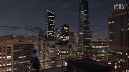 游迅网_E3 2016《看门狗2》实机演示