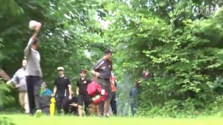 碉堡了的飞盘高尔夫冠军
