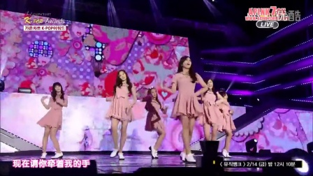 韩国-Apink - NoNoNo - Gaon Chart K-pop Awards 现场版 14_02_12超清版