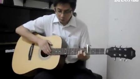 红棉吉他LD68试听