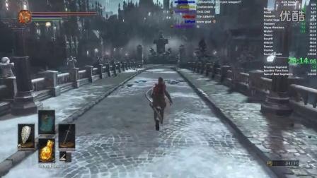 Distortion2-【RTA】【Dark Souls 3】黑暗之魂3 v1.04 一周目 boss rush 全boss速攻  1h02m57s