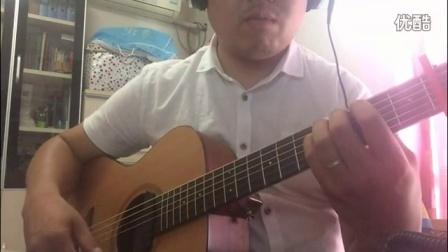 【琴友】吉他指弹《琵琶语》