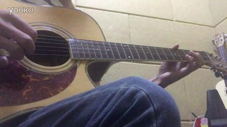 刘若英《后来》间奏 木吉他SOLO