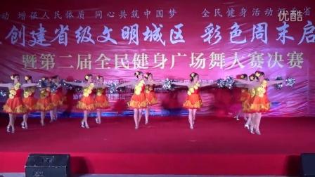 广场舞:舞动中国(保定红阳小区舞蹈队)