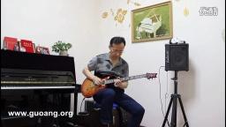 吉他弹唱指弹吉他电吉他独奏【Blues#1】郭昂演奏