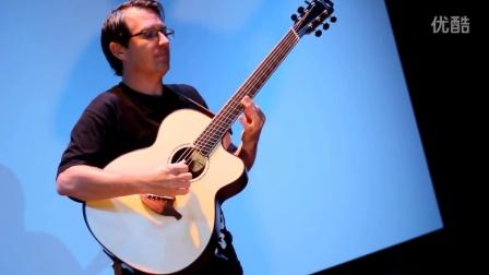 美国夏威夷Slack Key指弹吉他手Stephen Inglis - Soul Sound Slack【HD】