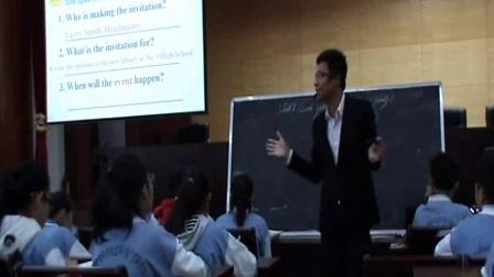 儋州市2015年初中英语教师课堂教学评比暨观摩研讨活动