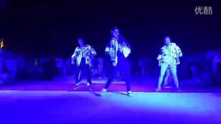 敦煌LD流行街舞明星MV舞蹈展示