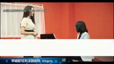 唱歌发声全套_唱歌方法_唱歌教学与练声收益单张宣传放技巧回报广告法图片