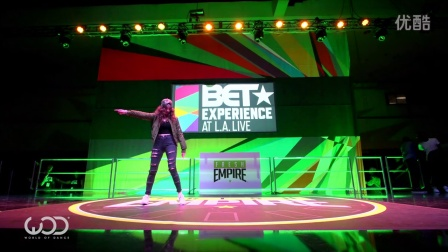 嘉宾表演 Dytto[WOD Live at BET Experience 2016]