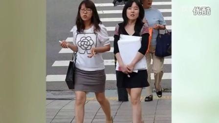 别再被韩剧骗了!真实的韩国美女街拍,原来长
