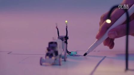 创意短片!未来的灯光