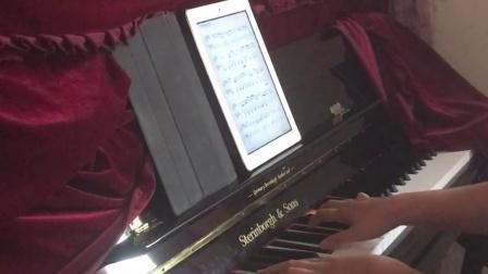 弹琴吧 苏运莹 野子 钢琴曲