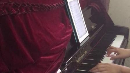 薛之谦《丑八怪》钢琴曲_tan8.com
