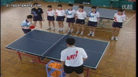 【打好乒乓球新编】第17集-乒乓球教学超清视频(乒乓网)