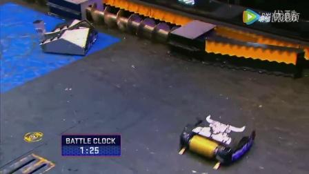 美国机器人搏击大赛,小时候的节目,到现在至少15年了