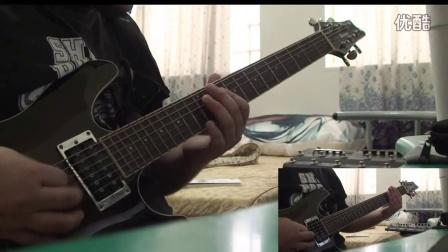 【电吉他】Caliban -- It's Our Burden to Bleed Guitar COVER