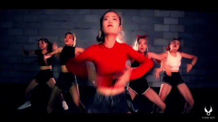 【欲飞爵士舞】Monster老师超野性power爵士MV舞蹈