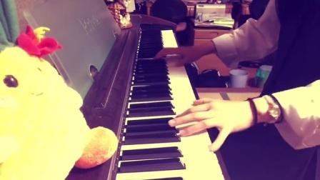 前前前世 RADWIMPS (piano)
