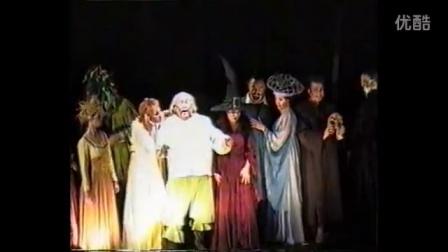 刘克清演唱歌剧《佛斯塔夫》,结尾卡侬11重唱(世界最难唱11重唱之一)