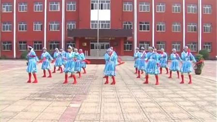 红梅赞小村芳之韵舞蹈队【肥村v小村】-其他视频勉公开费图片